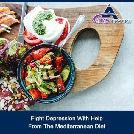 Fight Depression with Help from the Mediterranean Diet