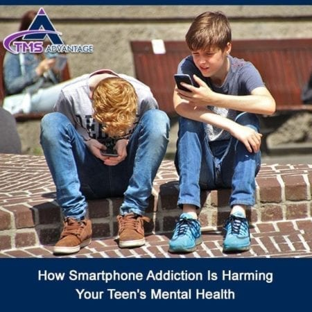 How Smartphone Addiction Is Harming Your Teen's Mental Health