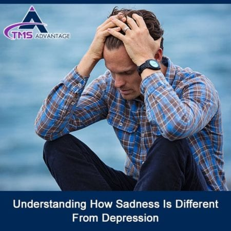 Understanding How Sadness Is Different From Depression