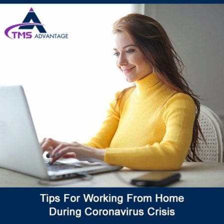 Tips For Working From Home During Coronavirus Crisis
