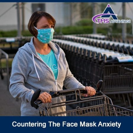 Countering The Face Mask Anxiety