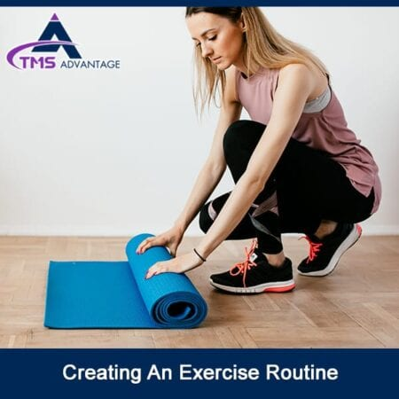 Creating An Exercise Routine