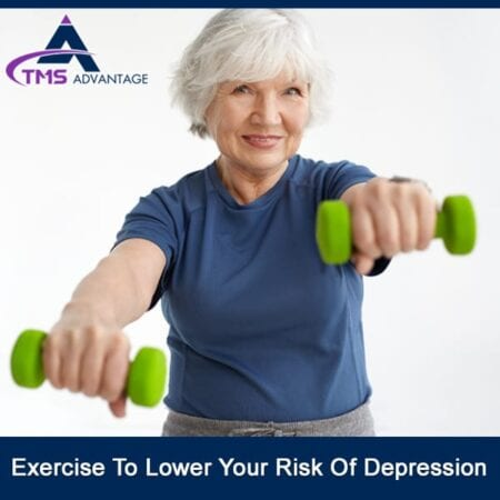 Exercise To Lower Your Risk Of Depression