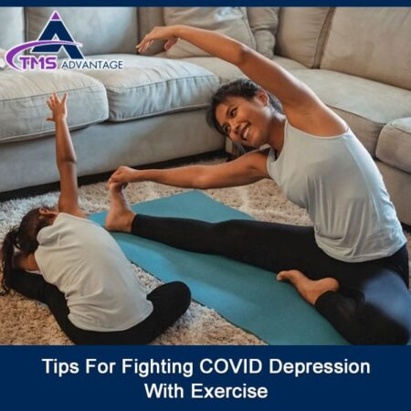 Tips For Fighting COVID Depression With Exercise